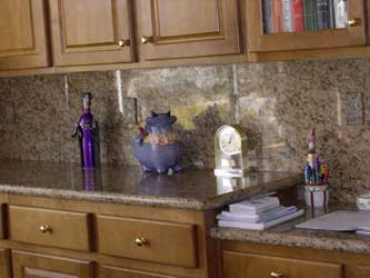 Magnetic Veneziano granite outlet cover plates